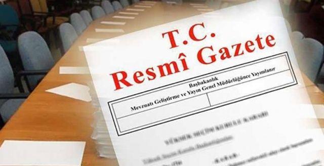 701 SAYILI SON KHK ihraç-göreve iade edilen listesi isim isim Resmi Gazete