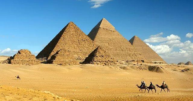 Büyük Piramid'in 4 bin 500 yıllık sırrı çözüldü