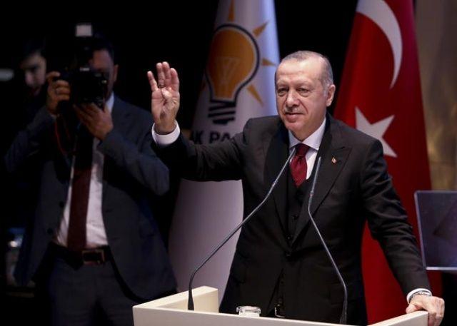 Cumhurbaşkanı Erdoğan: 31 Mart seçimlerinden alnımızın akı ile çıkacağız