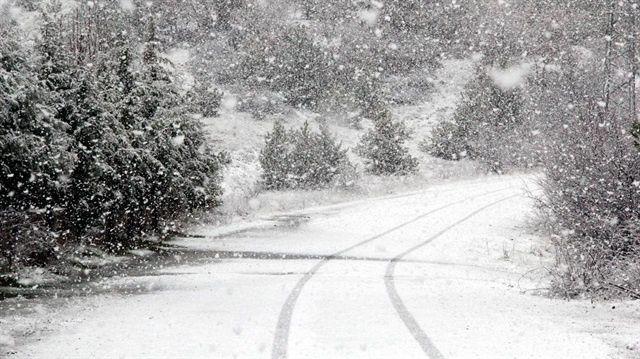 Meteoroloji yeni uyarı yayınladı! Yoğun kar yağışı bekleniyor