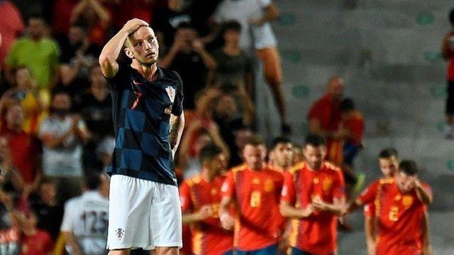 Hırvatistan İspanya Maçı ÖZETİ VE GOLLERİ İZLE   Hırvatistan İspanya Maçı Kaç Kaç Bitti?