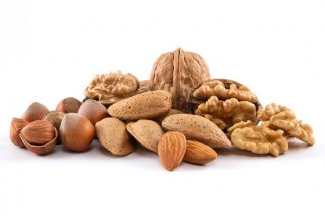 Zeytinyağı ceviz ve badem karışımının faydaları
