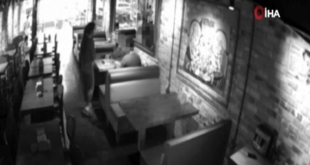 Pizzacı kıza iyi bakın! Aslında öyle bir şey yapıyormuş ki...