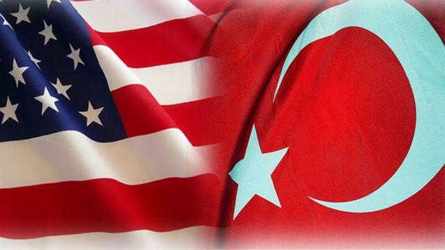Türkiye ile ABD arasında önemli görüşme .
