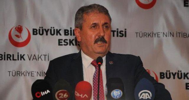 Büyük Birlik Partisi, ittifak kararını açıkladı!