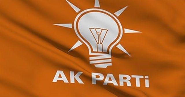 CHP'den istifa edip AK Parti'den aday oldu
