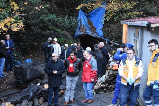 Zonguldak'ta maden ocağında patlama: 3 işçinin cansız bedenine ulaşıldı