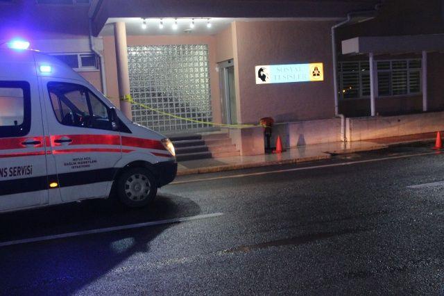 Karayolları misafirhanesinde garson 2 kişiyi öldürdü