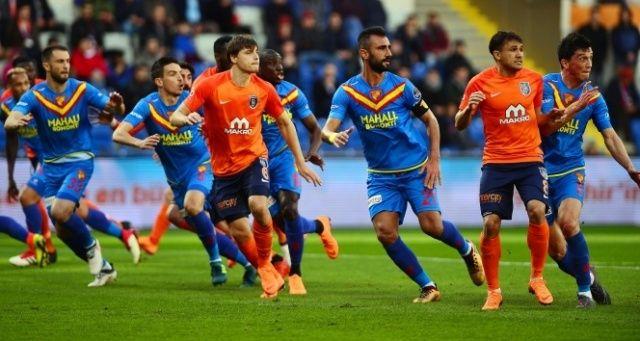 Göztepe - Başakşehir maçı özet ve golleri izle!
