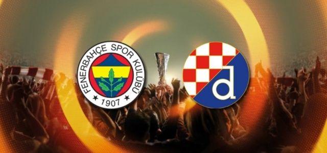 Fenerbahçe Dinamo Zagreb özeti izle! FB Zagreb maç özeti