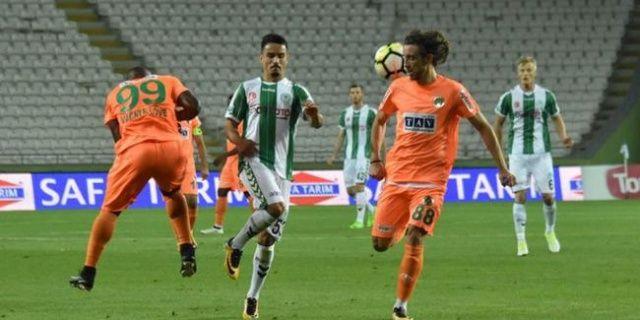 Atiker Konyaspor - Aytemiz Alanyaspor maçı özeti golleri izle