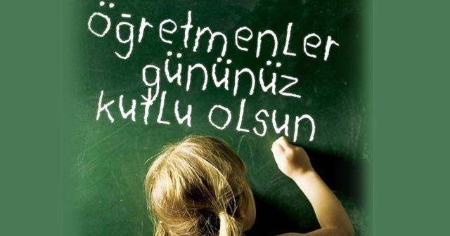 En ÖZEL Güzel Öğretmenler Günü Şiir ve mesajlar ve sözleri...
