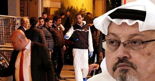 'Kaşıkçı' cinayetinde flaş 'İsrail' iddiası!
