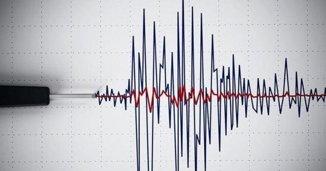 O ilimizde deprem oldu