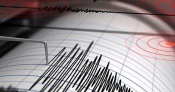 4 büyüklüğünde deprem oldu | Son Depremler
