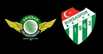 Akhisar Bursaspor Canlı İzle