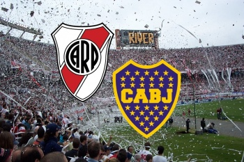 Boca Juniors - River Plate Maçı canlı izle!