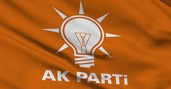 CHP'den istifa edip AK Parti'ye geçti