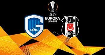 Genk Beşiktaş maçı internetten şifresiz canlı izle! Genk BJK Periscope canlı izle