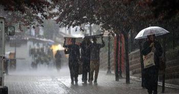 Meteoroloji son dakika yağış uyarısı yaptı | 9 Kasım il il hava durumu