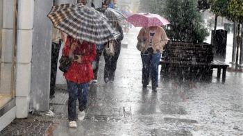 Meteoroloji'den yeni uyarı! Sağanak yağış bekleniyor