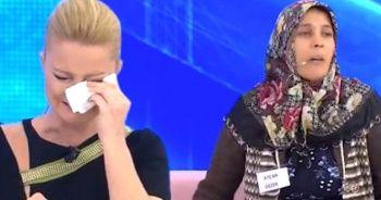 Müge Anlı'nın programında, kızı kaçırılan kadının anlattıkları dehşete düşürdü