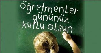 Öğretmenler günü ile ilgili en güzel mesajlar sözler şiirler 2 kıta