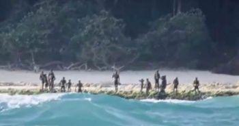 Okla avladıkları turisti, kuma gömüp öldürdüler!