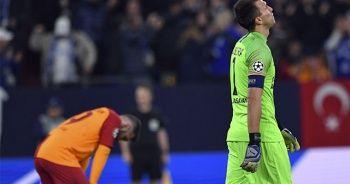 Şampiyonlar Ligi: Schalke 04: 2 - Galatasaray: 0 (Maç sonucu özeti)