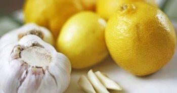 Sarımsak Limon Kürü tarifi Sarımsaklı Limon Suyu tarifi nasıl yapılır