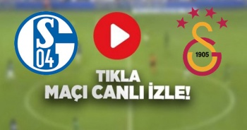 Schalke Galatasaray ŞİFRESİZ CBC SPORT AZ TV İDMAN TV İZLE