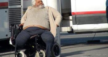 Şimdi Taksim'de bu halde! Eski hayatını arıyor....