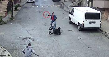 İstanbul'da dehşet! Sokak ortasında defalarca...