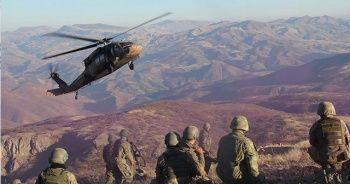Son Dakika... PKK'ya ağır darbe! 8 Terörist etkisiz hale getirildi