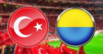 ÖZET İZLE: Türkiye Ukrayna maçı özeti ve golleri izle