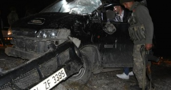 Van'da 5 Afgan'ın öldüğü kazayla ilgili şoke eden iddia!