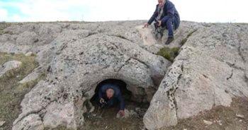 Van'da keşfedildi! Perslere ait olabilir
