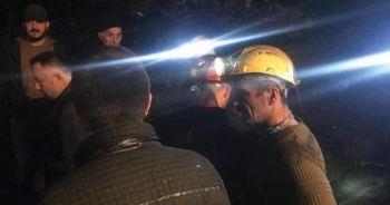 Zonguldak'ta özel maden ocağında patlama: 3 işçi mahsur
