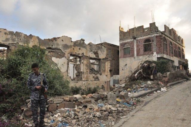 Cehmaliyye, Yemen'deki iç savaşın acı izlerini taşıyor