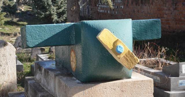 Malatya'daki 76 yılık uçak mezarın hüzünlü öyküsü