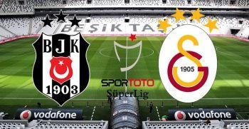 Beşiktaş Galatasaray maçı canlı izle! Şifresiz veren kanallar listesi