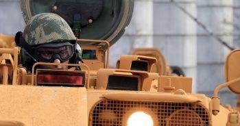 Çankırı'dan zırhlı araç sevkiyatı