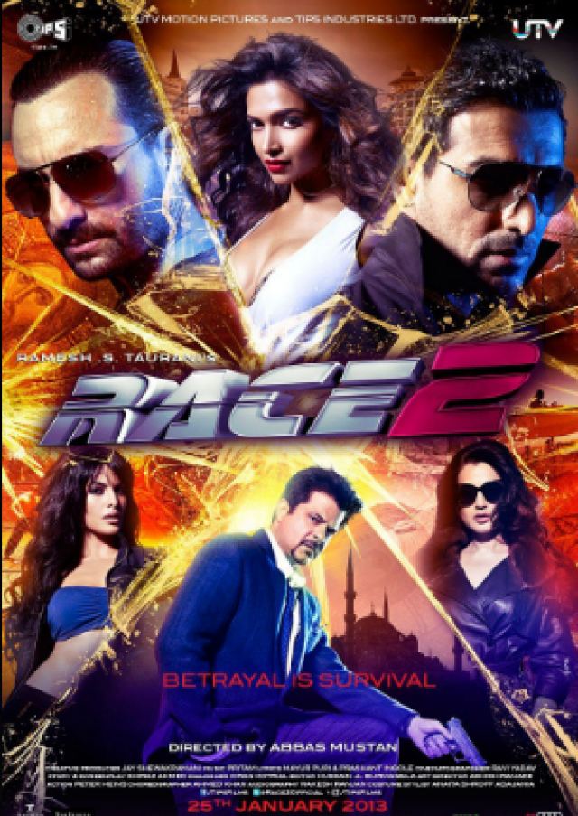 Race 2 Hint Filmi Imdb Puanı 56 11