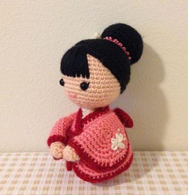 3968 en iyi Amigurumi Kız bebek yapımı görüntüsü, 2020   Amigurumi ...   665x640