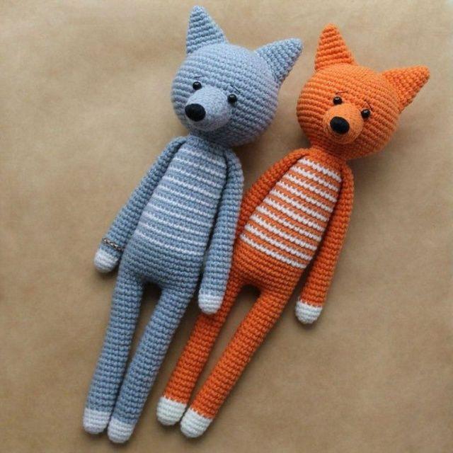 Amigurumi Tavşan Ailesi Yapımı - Örgü Modelleri | 640x640