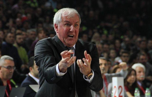 Zeljko Obradovic çileden çıktı