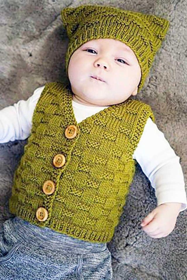 En Guzel Son Moda Kolay Yeni Orgu Kiz Bebek Kiz Cocuk Yelekleri