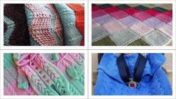 Bebek Battaniyesi Örnekleri