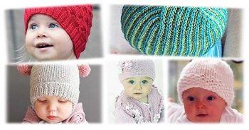 Bebek Şapkası Örgü Yapımı
