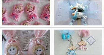 Bebek Şekeri Modelleri Ve Yapılışları
